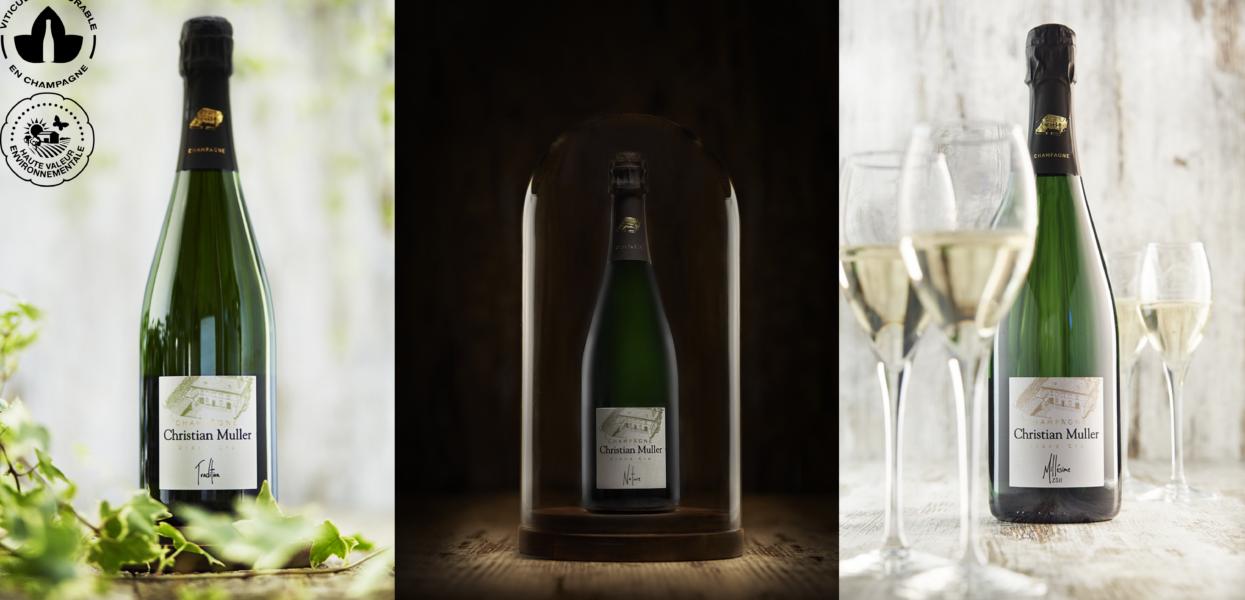 Champagne Christian Muller